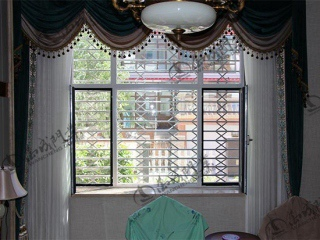 别墅智能卷帘窗4