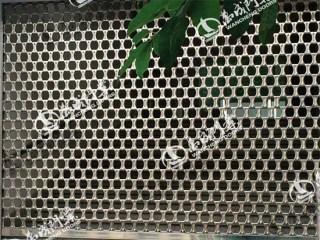 不锈钢工字片卷帘门9